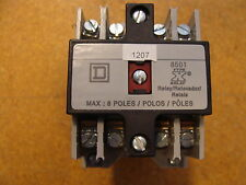 8501XD020 Control Relay Square D