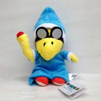 "Magikoopa Koopa Super Mario Bros Galaxy Wizard Plush Toy Stuffed Animal Soft 6"""