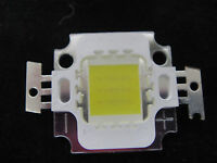 10PCS 12v 10W LED White High Power 1100LM LED Lamp SMD Chips light bulb for DIY