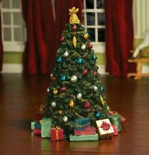 Dolls House Emporium 1/12th Scale Resin Fully Decorated Christmas Tree 5765