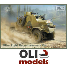1/72 Canadian GM (R.A.C.) OTTER Light Reconnaissance Armored Car - IBG 72031