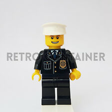 LEGO Minifigures - 1x cty098 - Policeman - Omino Minifig Police Cop 7744 3658