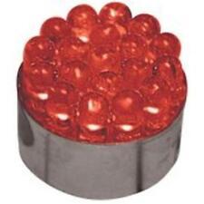 12V Dual Filament Red 1157 LED Bulb for Harley
