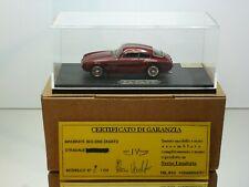 MODEL IV MASERATI A6 G 2000 ZAGATO ROAD 1956 - ltd ed - 1:43 - EXCELLENT IN BOX