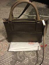 Coach F32322 Mini Borough Metallic Hangbag NWT