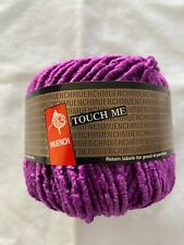 1 Muench Yarns Touch Me Rayon/Wool Knitting/Crochet Yarn