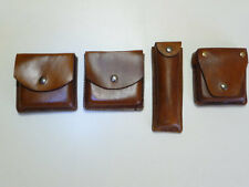 4 Star Wars Leather Luke Skywalker / X-wing Pilot Belt boxes pouches costume ESB