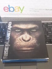 Rise of the Planet of the Apes (Blu-ray/Dvd, 2011, 2-Disc Set) w/ Slipcover