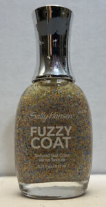SALLY HANSEN FUZZY FANTASY Special Effect Textured Nail Color 200 All Yarned Up