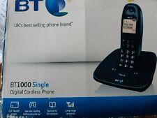 BT 1000 single cordless digital phone new