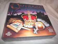 OUTRAGE!-STEAL THE CROWN JEWELS-HAND CRAFTED PCS + GOLD PLATED REPLICAS GAME