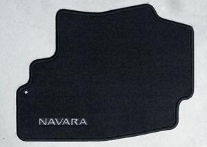 Nissan Navara Genuine Pre-2010 Car Floor Mats Luxury Set Brand New KE755EB412