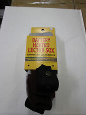 Battery Heated Socks Unisex  Shoe Size 11 - 13 - Great Item