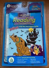 LEAPFROG LEAPSTER - LEAPPAD - LEAP 2 (6-8)- SCOOBY-DOO& THE HAUNTED CASTLE - NEW