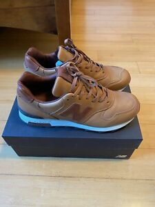New Balance x Horween Leather Co. M1400BH