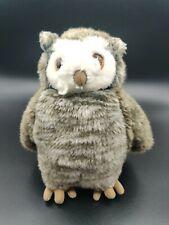 Harry Potter Pigwidgeon Plush Owl 9� Ron Weasley Rotating Head Stuffed Animal