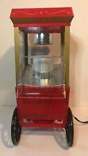 Old Fashioned Nostalgiaelectric Movie Time Popcorn Machine Maker