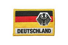 GERMAN EAGLE FLAG PATCH LARGE BERLIN DIY