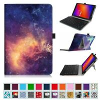 For Asus ZenPad 3S 10 Z500M/Z10 ZT500KL Keyboard Case Slim Fit Folio Stand Cover