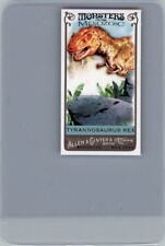 2010 Topps Allen and Ginter Mini Monsters of the Mesozoic - Choose Your Card