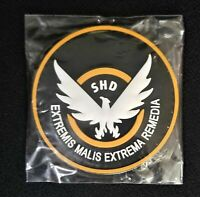 UBISOFT Tom Clancy's The Division 2: SHD Agent Patch - BRAND NEW & RARE