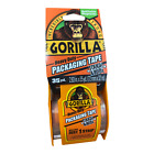 """Gorilla Packaging Tape Tough Wide with Dispenser for Moving Shipping 2.83""""×35 yd"""
