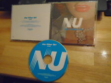 RARE PROMO Nu CD single Any Other Girl synth pop Asteroids Galaxy Tour 2003 !