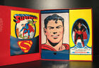 SUPERMAN MASTERPIECE EDITION set (with Superman #1 reprint & Exclusive statue)