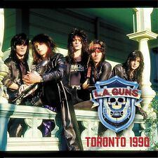 L.A. Guns - Toronto 1990 [New CD]
