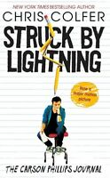 Struck by Lightning: The Carson Phillips Journal, Colfer, Chris, New condition,