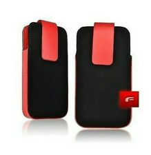 Funda Carcasa Aspecto Cuero Forcell Flíper IPHONE 3G 3GS