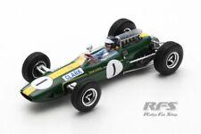 Lotus 33 Climax Jim Clark Winner Formel 1 Deutschland 1965 1:43 Spark 1614 NEU