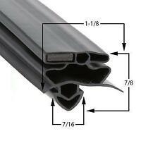True Part# 810719 Door Gasket for Refrigerator / Freezer