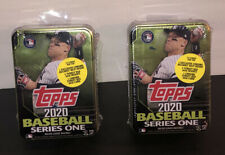 Topps 2020 MLB Series 1 Baseball Cards