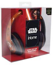 "Disney eKids Li-M40E7.FX OFFICIAL E7 Star Wars Force Awakens ""Wings"" Headphones"