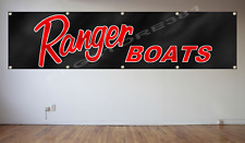 Ranger Boats Flag Banner 2X8 Ft Marine Boats Fishing Suv Usa Flag 240X60cm