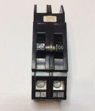 Main Circuit Breaker Zinsco  Challenger 100 Amp  2 Pole 120/240V
