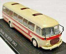 Atlas Skoda 706 RTO 1963 Bus Collection 1:72 Modell inkl. Datenblatt Reisebus