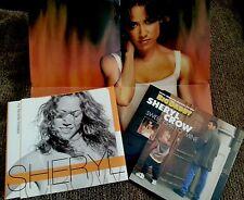 Sheryl Crow - 2xCD Bundle - My Favourite Mistake & Sweet Child O' Mine + Poster