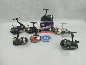 6 x Fishing Reels Plus Other Accessories All Used Condition Look Quite Old