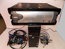 HP Z400 Avid zertifizierte Video Workstation PC mit Avid Adrenaline       jh
