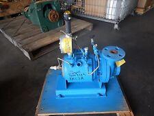 NEW Crane ChemPump Seal-less GAT-1K-3T 460 V 60.5 TDH Ft 9 GPM Canned Teikoku