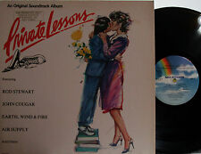Private Lessons (Soundtrack) John Cougar,Earth,Wind,Fire, Rod Stewart,Air Supply