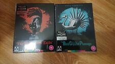 The Bird with the Crystal Plumage The Cat O' Nine Tails  4K UHD