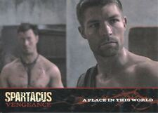 Spartacus Vengeance Episode Synopsis Base Card E6