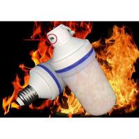 E27 99 LED Simulated Nature Flame Fire Effect Light Bulb Decor Atmosphere Lamp
