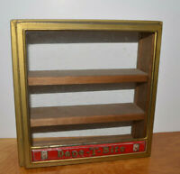 Vintage DANE-T-BITS Cabinet Box Store Display Antique Advertising