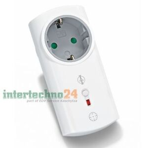 Intertechno Wireless Socket, between connector itlr - 3500t with shut-off Automatic
