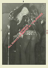 Johnny Winter And Rick Derringer Flying V 1971 Snap Rare New Classic
