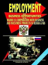 Employment & Business Opportunities With Major Us & International Corporation Wi